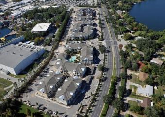 The Landmark at Universal Orlando FL
